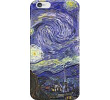 Vincent van Gogh, Starry Night.  iPhone Case/Skin