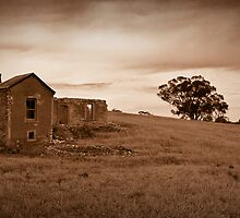 There's a House on a Hill by Paul Thompson
