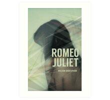 Romeo Juliet Dystopia Art Print