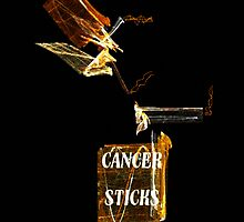 Cancer Sticks by Winona Sharp