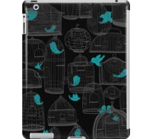 CHIRP CHIRP (dark) iPad Case/Skin
