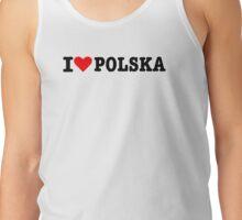 I love Polska Tank Top