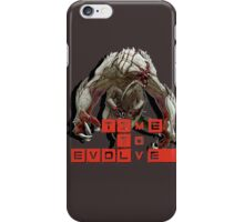 Time To Evolve iPhone Case/Skin