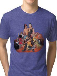 i spy Tri-blend T-Shirt