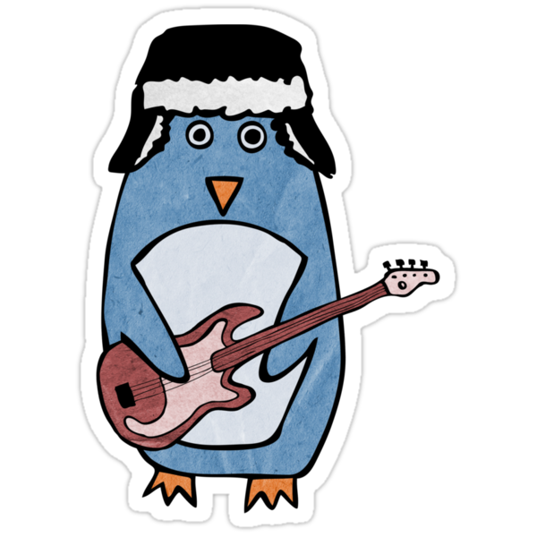 Something Great: Blue Penguin (Boys) by wonderful