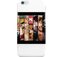 One Piece Straw Hat Gang iPhone Case/Skin