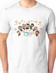 Gekkan Shoujo Nozaki-kun Unisex T-Shirt