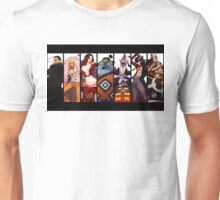 One Piece Warlords of The Sea Unisex T-Shirt