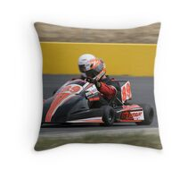 Passing move Throw Pillow