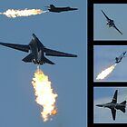 F-111 Dump & Burn by Tim Everding