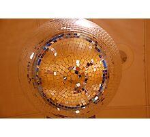 Disco's Disco Ball Photographic Print