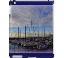 Dusk in Washington iPad Case/Skin
