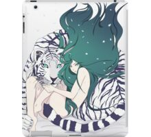 Frosty Goddess  iPad Case/Skin