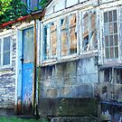 Gladesville Hospital - Old Workshop by Bev Woodman