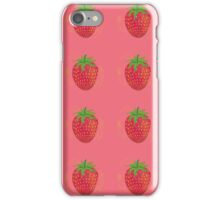 Sweet Strawberries! iPhone Case/Skin