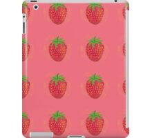Sweet Strawberries! iPad Case/Skin