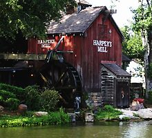 Harpers Mill by Debbie Oppermann