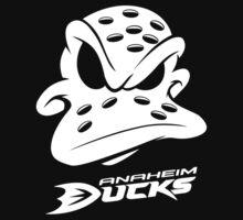 New Anaheim Ducks custom Logo by april nogami