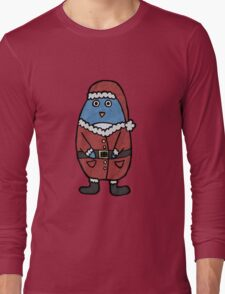 Something Great: A Very Christmas Penguin (Boys) Long Sleeve T-Shirt