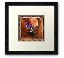Kid Cudi Albums Framed Print