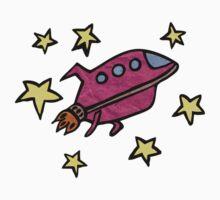 Something Great: Spaceship (Girls) by wonderful