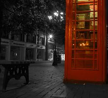 Red Box by MarkAWilliams
