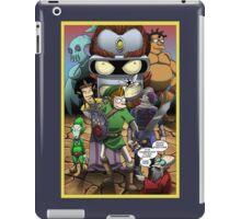 Zeldurama iPad Case/Skin