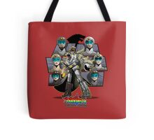 Starktron: Defender of Winterfell Tote Bag
