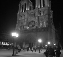 Notre Dame by aliw