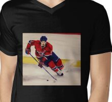 canadian hockey Mens V-Neck T-Shirt