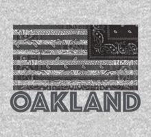 OAKLAND, CA - Flagdana Kids Clothes