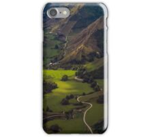 Over Central North Island near Wanganui iPhone Case/Skin