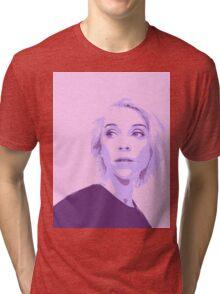 St Vincent Popart Tri-blend T-Shirt
