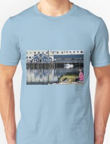 Sketching Reflections Unisex T-Shirt