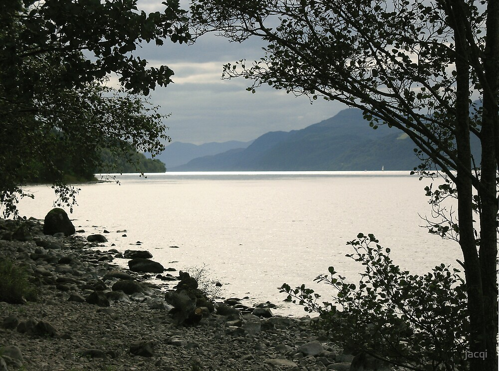 Loch Ness Dreaming by jacqi