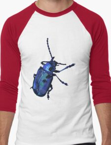 Water Beetle Men's Baseball ¾ T-Shirt
