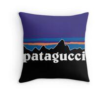 patagucci Throw Pillow
