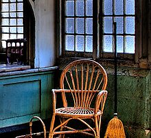 Frozen In Time - Gladesville Asylum - The HDR Experience by Philip Johnson