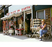 The Last Place on Earth Photographic Print