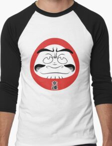 Daruma Tee - Original Men's Baseball ¾ T-Shirt