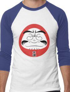 Daruma Tee - Original Men's Baseball ¾ T-Shirt