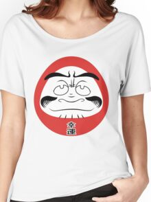 Daruma Tee - Original Women's Relaxed Fit T-Shirt