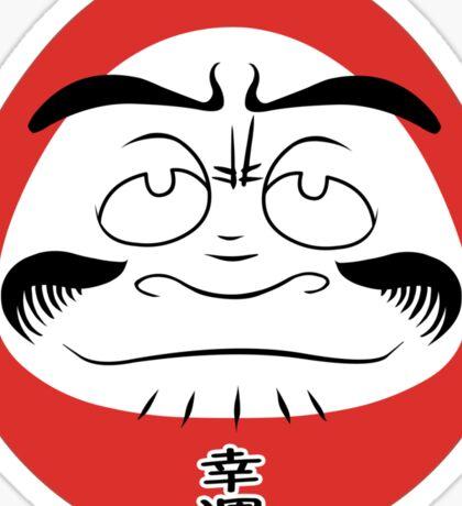 Daruma Tee - Original Sticker