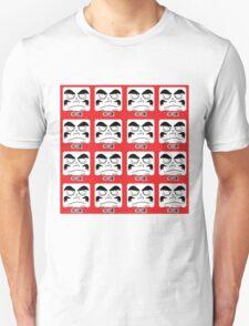 Daruma Tee - Multitasking Squares T-Shirt