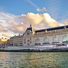 Musèe d'Orsay by Andrea Rapisarda