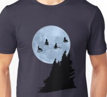 Travellers - Phone home Unisex T-Shirt