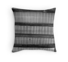 Just lines Throw Pillow