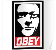 Obey The Phantom Poster