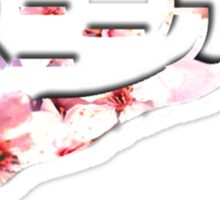 Japanese Cherry Blossom Sneak  Sticker