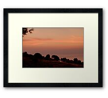 prime luci Framed Print